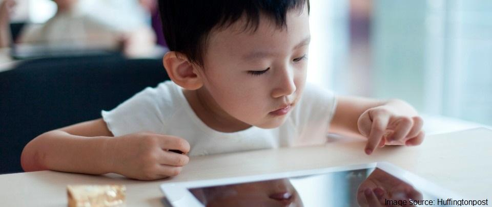 The iPad Syndrome: Are Our Children's Hands Weakening?
